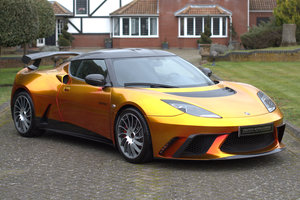 2017 Lotus Evora Stratton GT 2017 SWISS BEATS Edition No:2