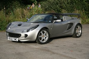 2002 Lotus Elise S2 Race Tech