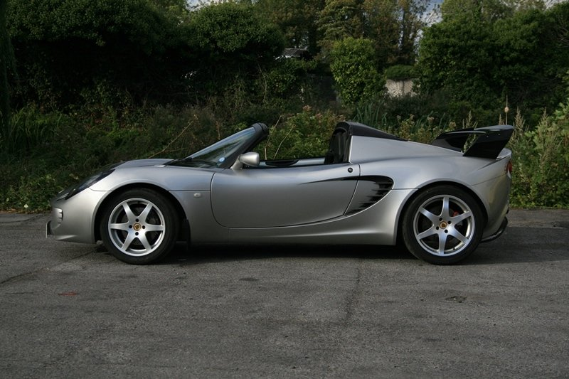 2002 Lotus Elise S2 Race Tech For Sale (picture 2 of 6)