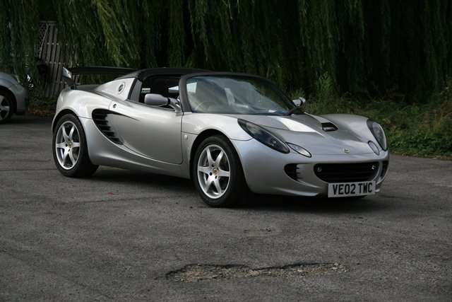 2002 Lotus Elise S2 Race Tech For Sale (picture 3 of 6)