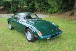 1970 Lotus Elan +2 = Go Clean Green(~)Black Manual $21k For Sale (picture 1 of 6)