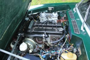 1970 Lotus Elan +2 = Go Clean Green(~)Black Manual $21k For Sale (picture 6 of 6)