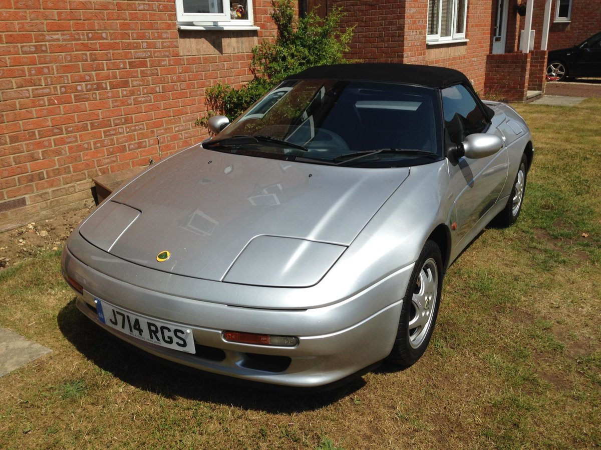 1992 Lotus Elan For Sale (picture 1 of 6)