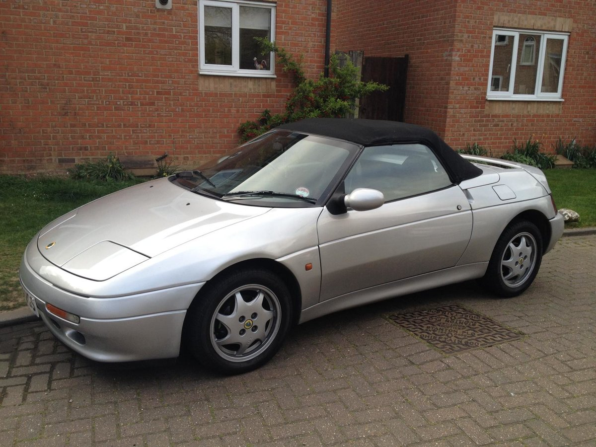 1992 Lotus Elan For Sale (picture 2 of 6)
