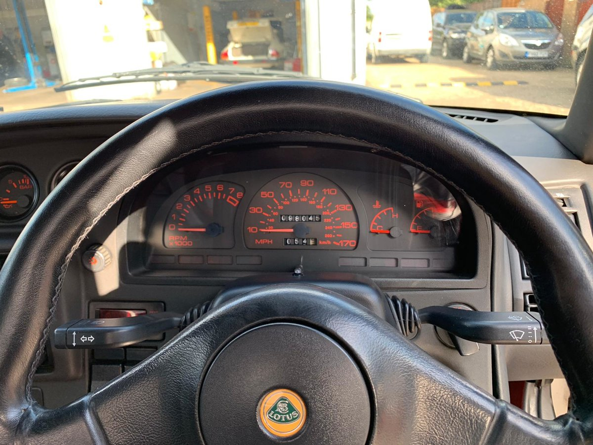 1992 Lotus Elan For Sale (picture 6 of 6)