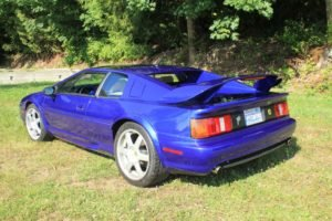 1998 Lotus Turbo Esprit low 10k miles Rare Azure Blue $54.9k For Sale (picture 2 of 6)