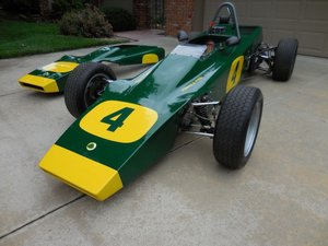 1969 Lotus Type 61 Formula Ford For Sale