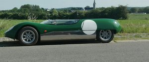 1987 lotus 23b replica as per martyni sportcars