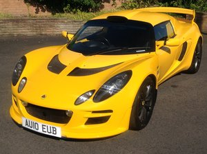 2010 Lotus Exige  - Interesting history