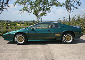 1986 LOTUS ESPRIT TURBO