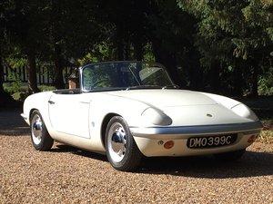 1965 Lotus Elan S2 Stunning