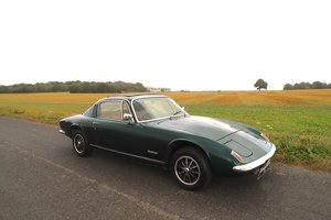Lotus Elan+2S130/4, 1973.   Just 45k miles from new. For Sale