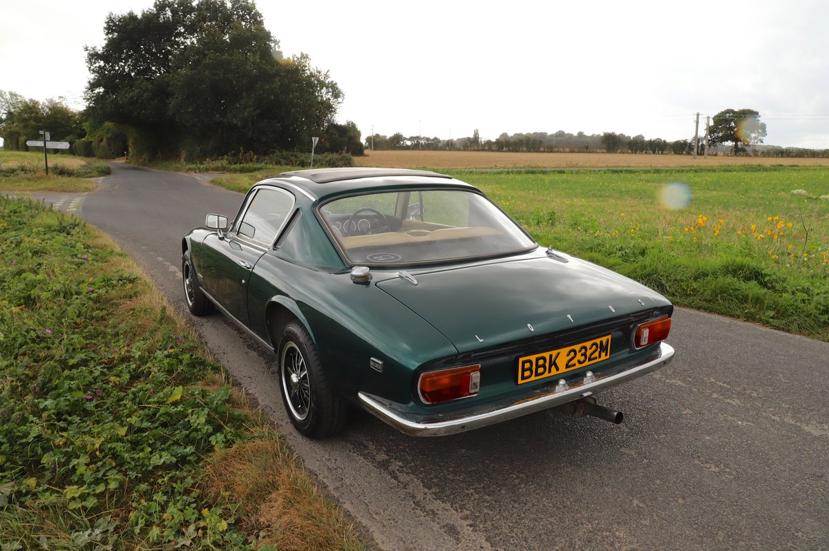 Lotus Elan+2S130/4, 1973.   Just 45k miles from new. For Sale (picture 2 of 6)
