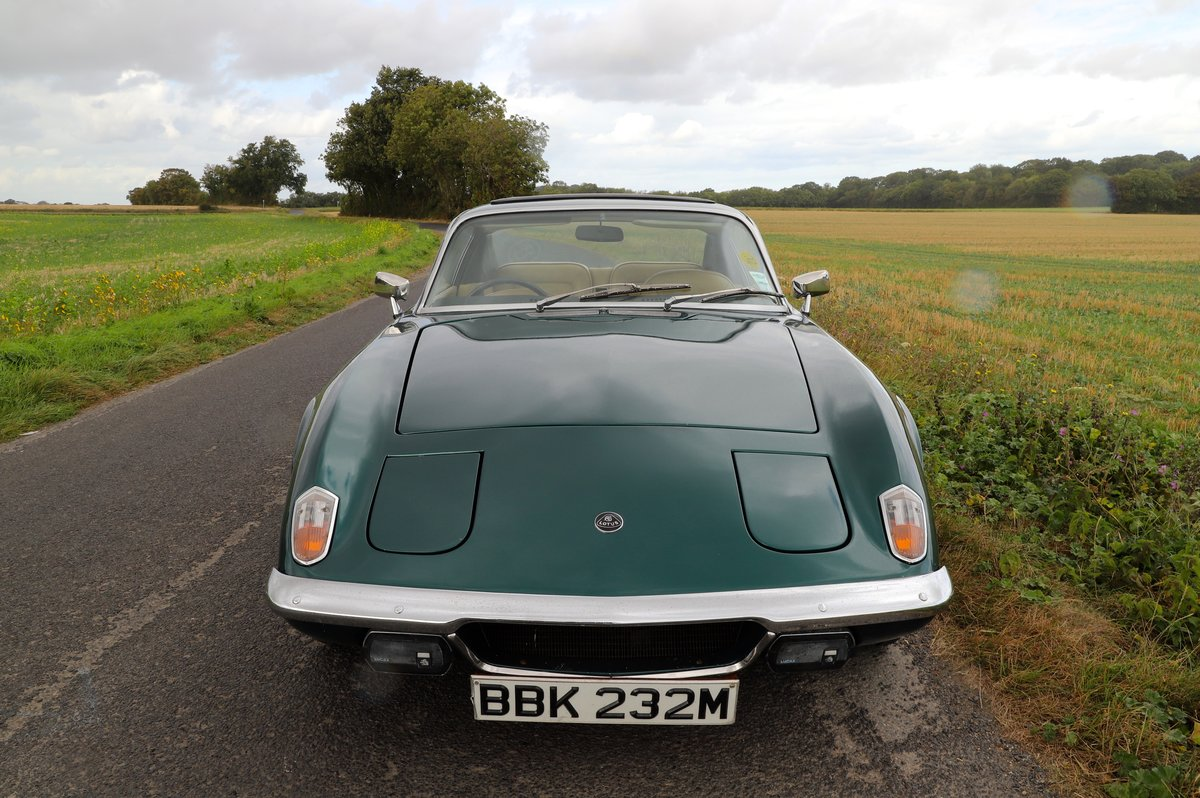 Lotus Elan+2S130/4, 1973.   Just 45k miles from new. For Sale (picture 3 of 6)