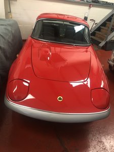 1969 Lotus Elan SE S4 Coupe