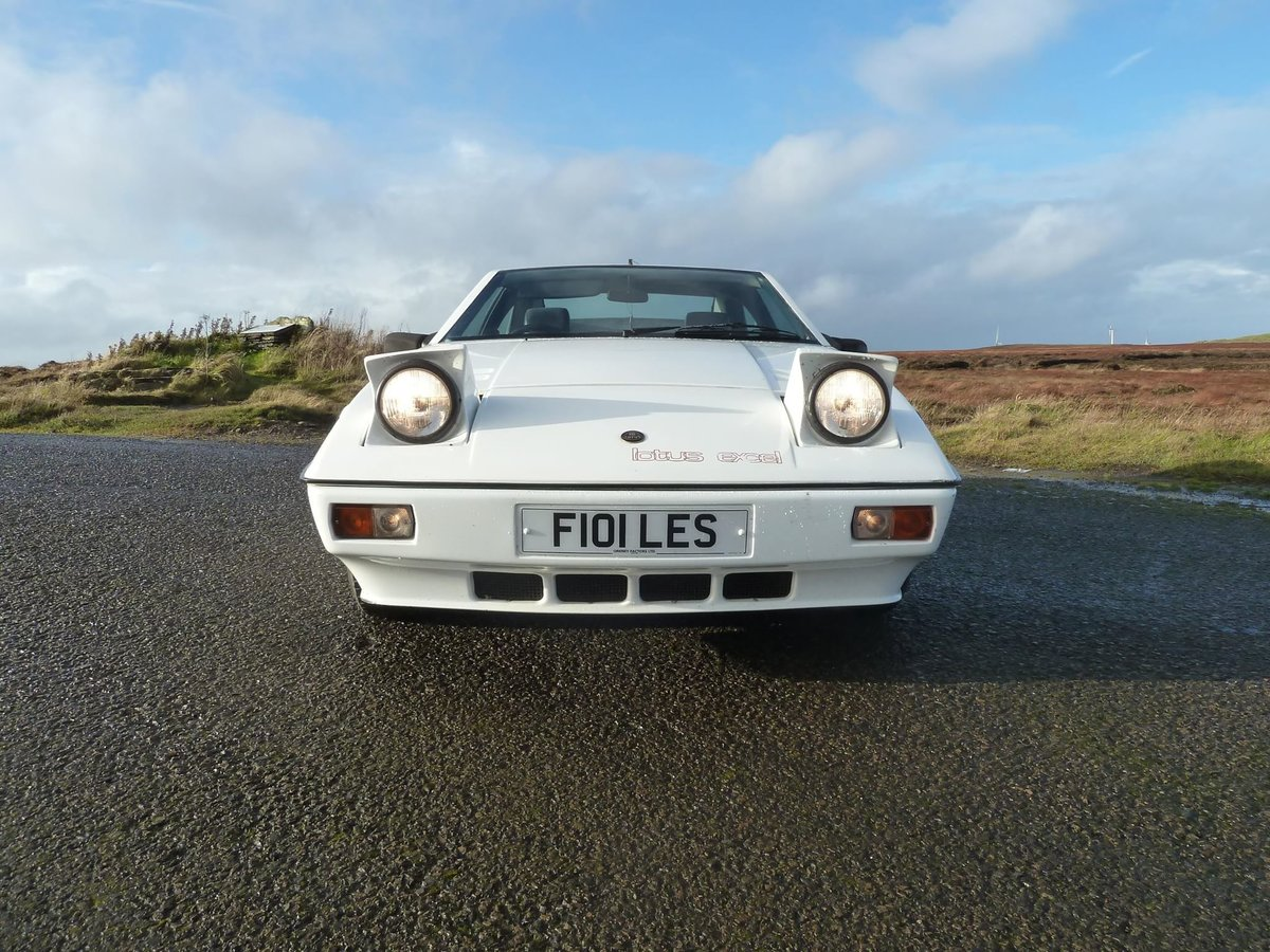 1989 Lotus Excel  For Sale (picture 3 of 5)
