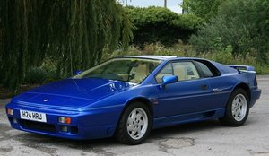 1990 Lotus Esprit Turbo SE For Sale