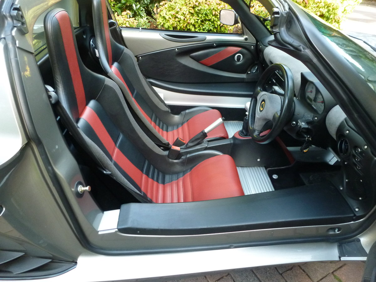 2007 Beautiful low mileage Elise 111R For Sale (picture 2 of 6)