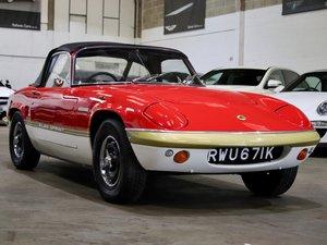 1971 K Reg Lotus Elan Sprint 1558cc DHC  For Sale