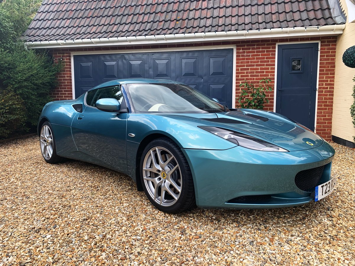 2010 Lotus evora  3.5 VVT-I low miles ( SOLD SIMILAR REQUIRED) For Sale (picture 1 of 6)