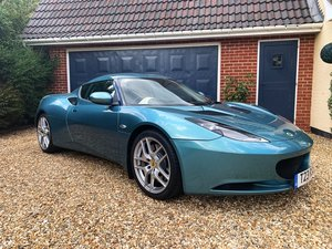 2010 Lotus evora  3.5 VVT-I low miles ( SOLD SIMILAR REQUIRED)