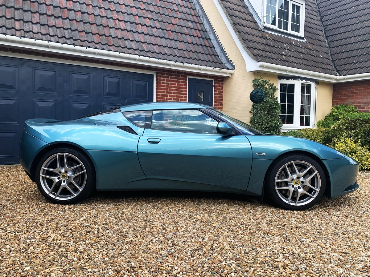 2010 Lotus evora  3.5 VVT-I low miles ( SOLD SIMILAR REQUIRED) For Sale (picture 2 of 6)