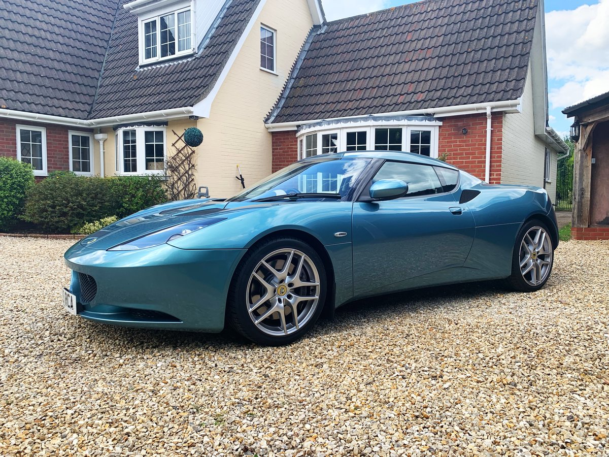 2010 Lotus evora  3.5 VVT-I low miles ( SOLD SIMILAR REQUIRED) For Sale (picture 3 of 6)