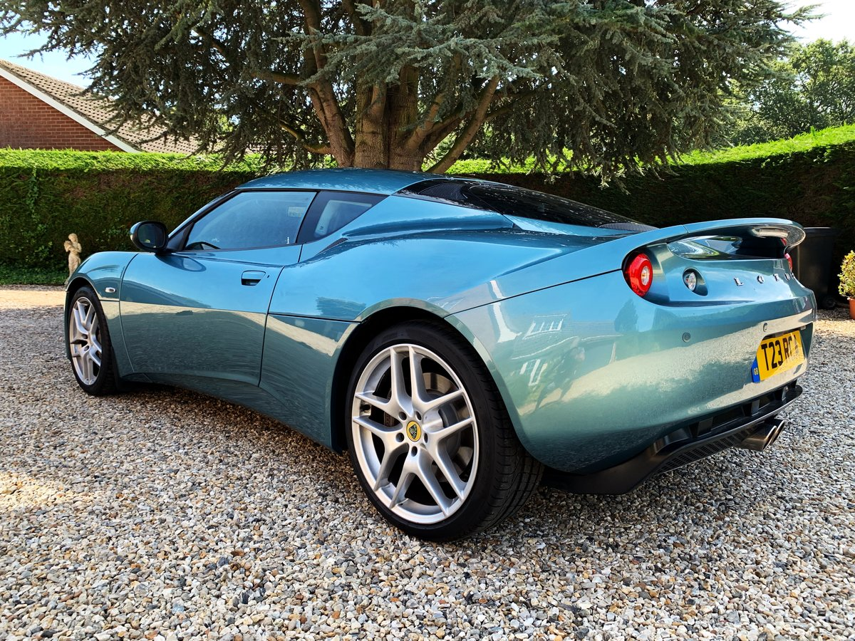 2010 Lotus evora  3.5 VVT-I low miles ( SOLD SIMILAR REQUIRED) For Sale (picture 6 of 6)