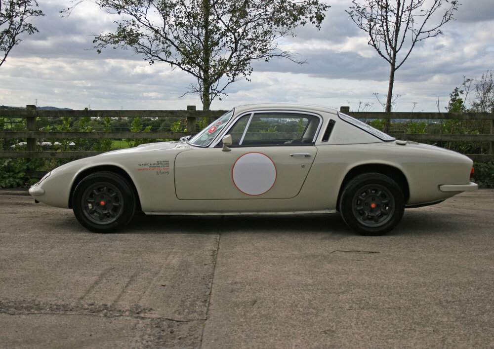 1971 LOTUS ELAN PLUS 2 (WITH A TWIST) SPYDER CHASSIS For Sale (picture 1 of 6)