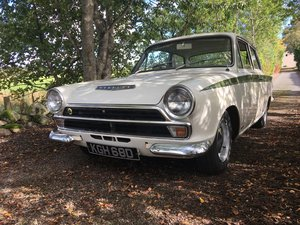 1965  Ford Cortina Mark I Lotus