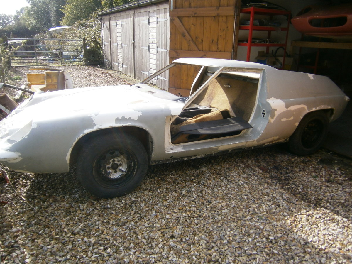 1969 LOTUS EUROPA TYPE 54 S2 '69 14TH UK RHD ONE OF A LIMITED NO. For Sale (picture 6 of 6)