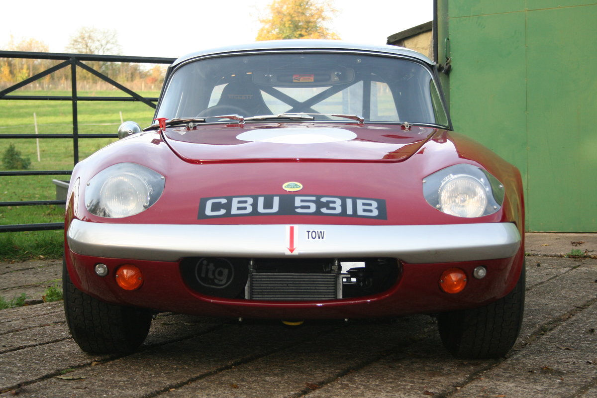 1964 Lotus Elan Series 1 GTS / 26R SOLD (picture 5 of 6)
