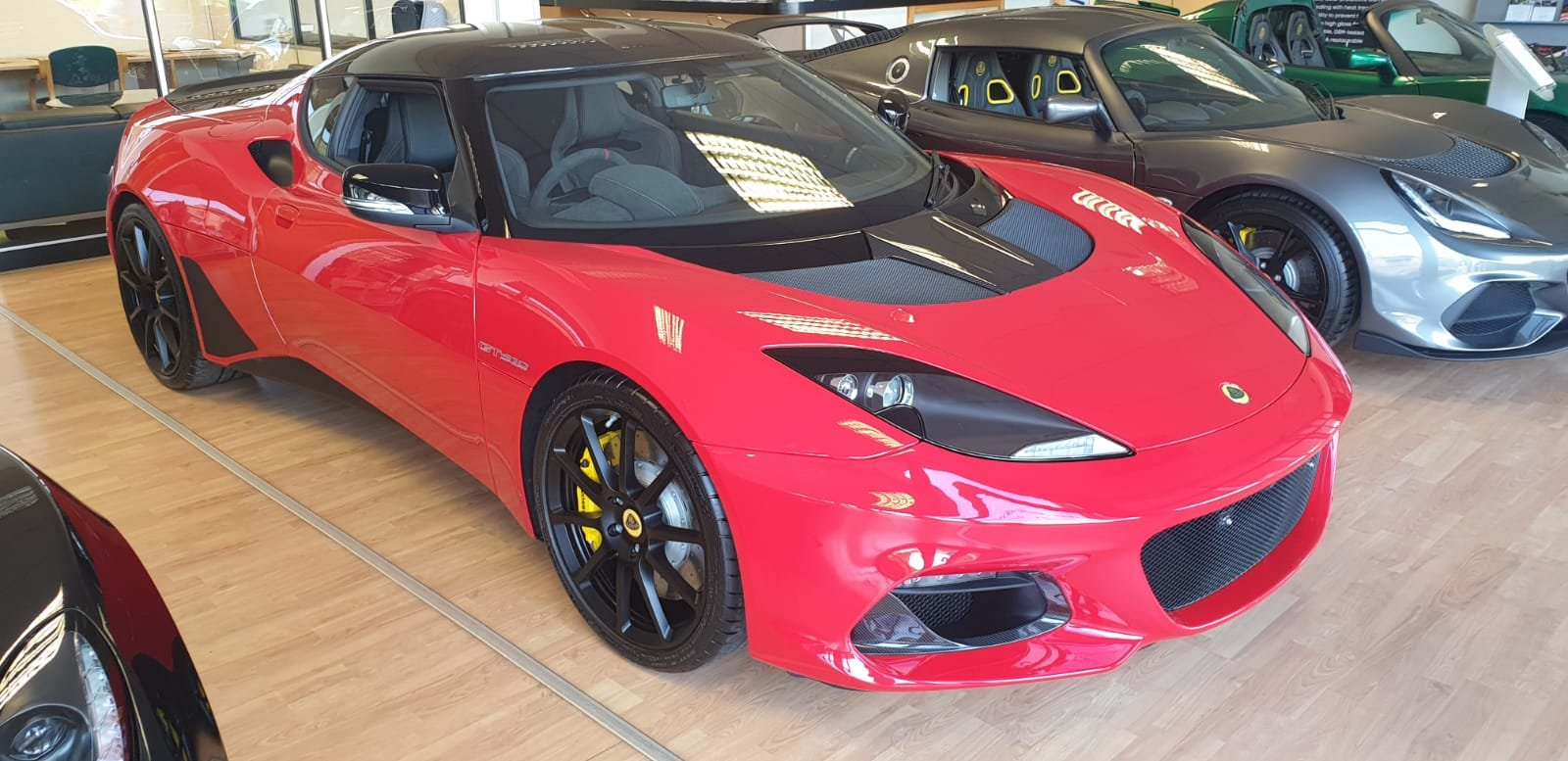 2019 New Lotus Evora GT410 Sport SOLD (picture 1 of 12)