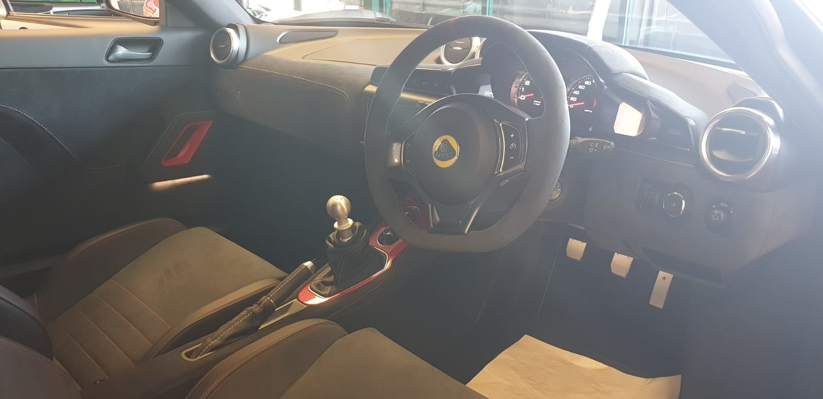 2019 New Lotus Evora GT410 Sport SOLD (picture 2 of 12)