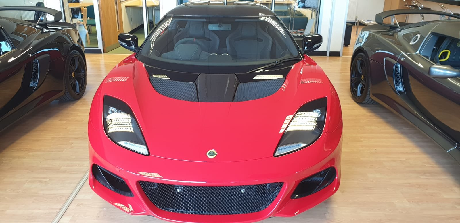 2019 New Lotus Evora GT410 Sport SOLD (picture 7 of 12)