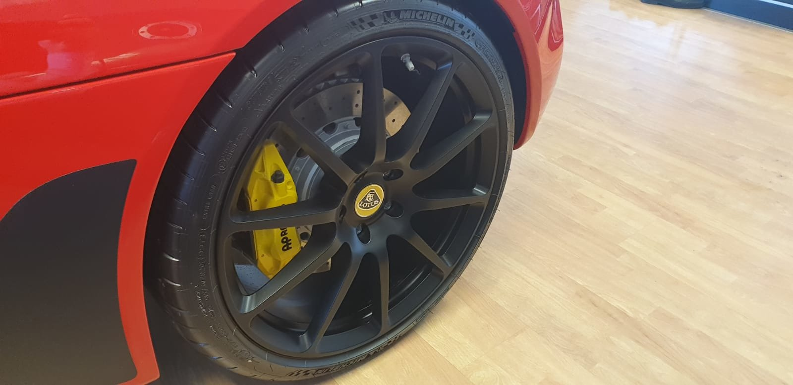 2019 New Lotus Evora GT410 Sport SOLD (picture 12 of 12)