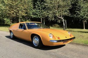1969 Lotus Europa S2 - 1 Keeper 49yrs - Beautifully Restored