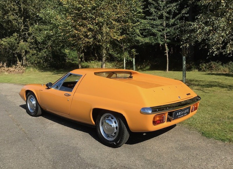 1969 Lotus Europa S2 - 1 Keeper 49yrs - Beautifully Restored SOLD (picture 2 of 6)