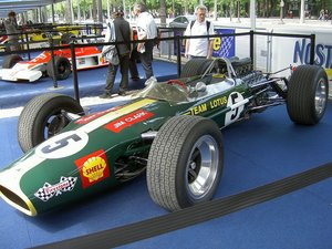 1967 Lotus Type 49 For Sale
