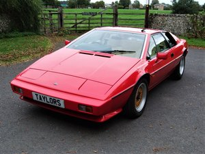 1987 Esprit A stunning car with rare  HC engine For Sale