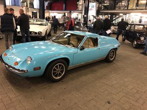 LOTUS EUROPA SPECIAL TWIN CAMS 1974