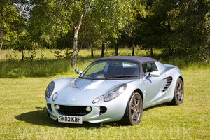 2002 Lotus Elise S2 For Sale