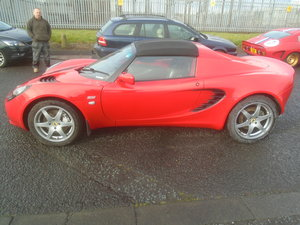 2007  LOTUS ELISE SPORT TOURING PLUS