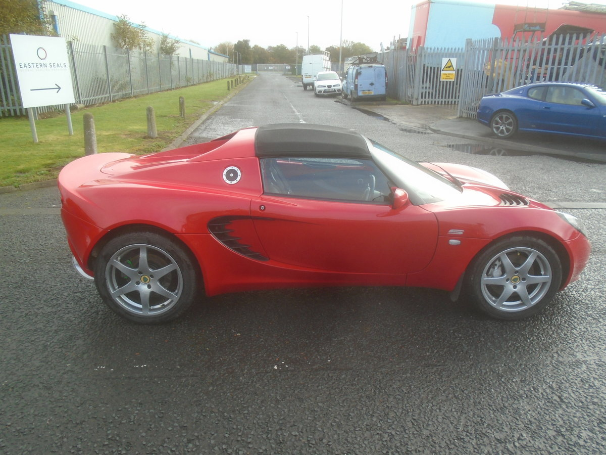 2007 LOTUS ELISE SPORT TOURING PLUS For Sale (picture 2 of 6)