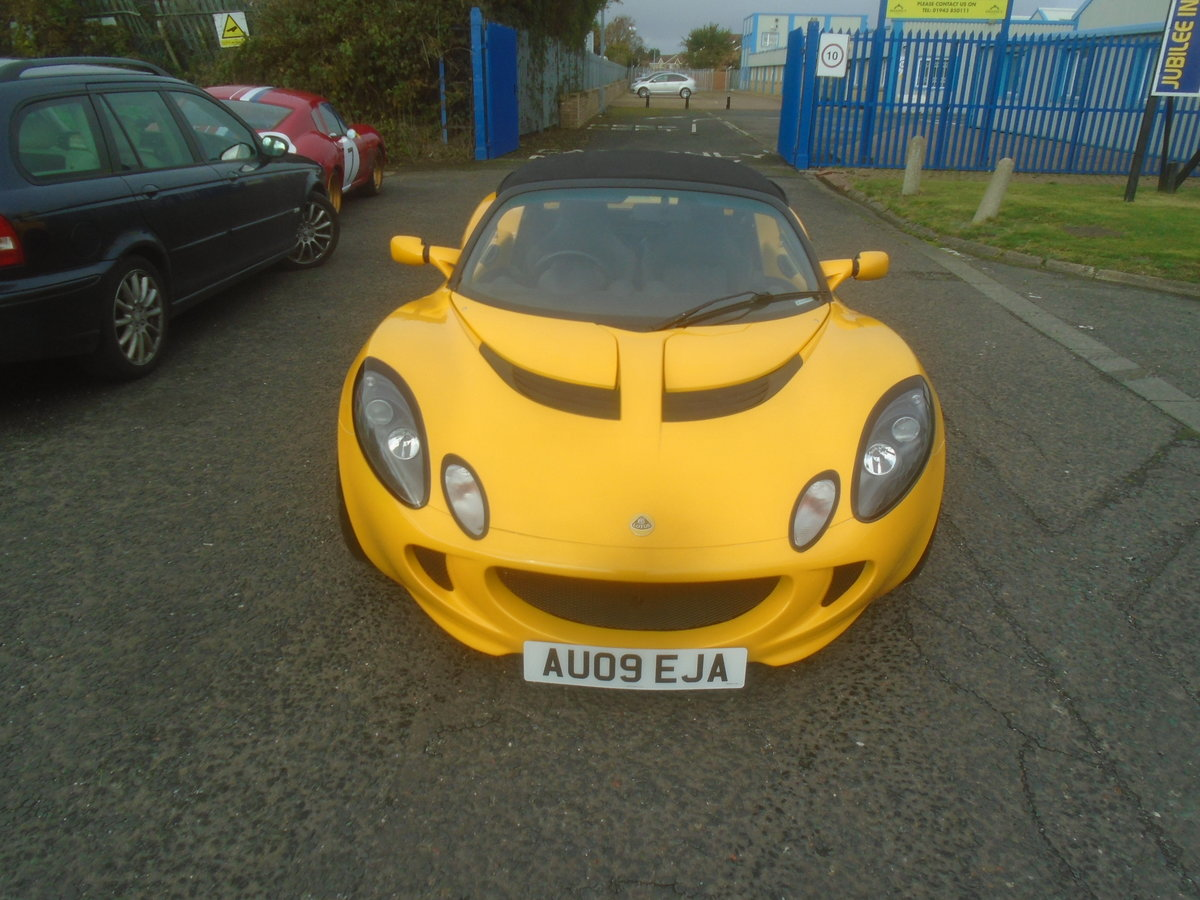 2009 LOTUS ELISE R TOURING For Sale (picture 1 of 6)