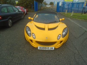 2009 LOTUS ELISE R TOURING For Sale