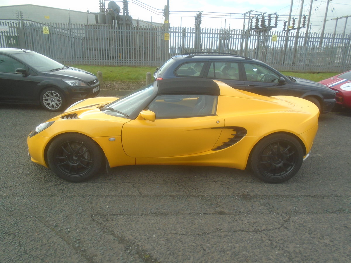 2009 LOTUS ELISE R TOURING For Sale (picture 2 of 6)
