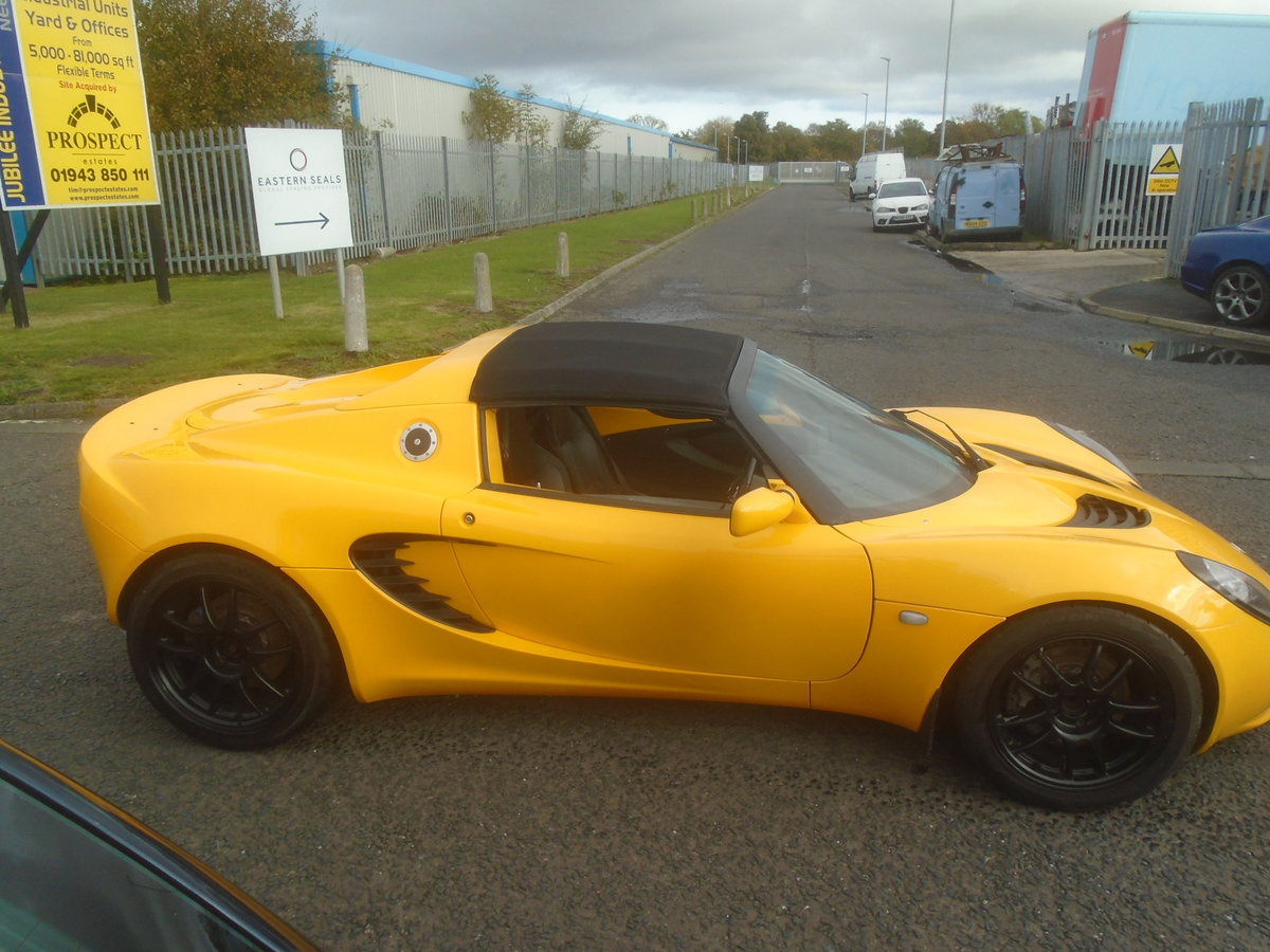 2009 LOTUS ELISE R TOURING For Sale (picture 3 of 6)