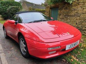 1991 Lotus Elan SE Turbo at ACA 2nd November