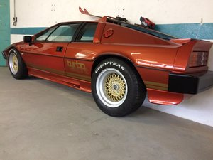 1986 Lotus Esprit Orig Dispaly James Bond/ Elise Europa
